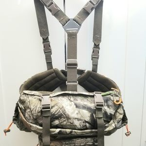 Guide Gesr Waist pack with Harness, adjustable